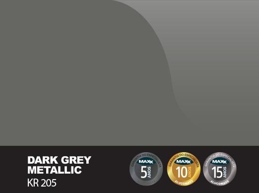 Dark Grey Metallic KR 205