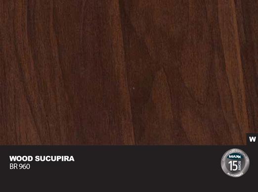 Wood Sucupira BR 960