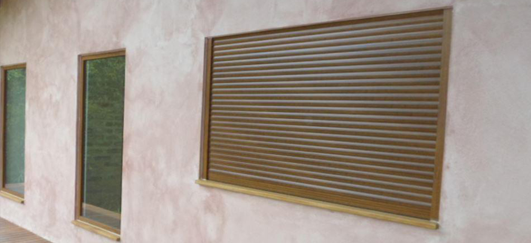 Esquadrias de PVC que imitam madeira?